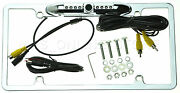 Color Rear View Camera W/ Night Vision For Kenwood Dnx-7180 Dnx7180