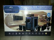 Montage Acousting Systems- Modelbt-4480 New
