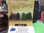 Ives Standard Gauge Trains Yr. 2014 Full Color Brochure By Mth Electric Trains