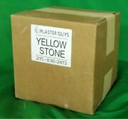 Dental Yellow Stone  25 Lb 41  Delivered