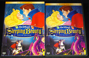 Sleeping Beauty Dvd, 2003, 2-disc Set, Special Edition W/ Slip Cover Mint