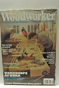 Woodworker Magazine. January, 1990. Volume 94, Number 1. Four-poster Beds.