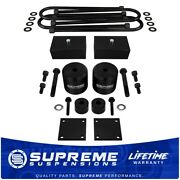 2.5 Front + 2 Rear Lift Kit Overloads For 2005-2016 Ford F-250 F-350 Sd 4x4