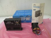Super Vexta 5-phase Step Unit, Stepping Motor And Driver Uph599h-a Udx5128 401038