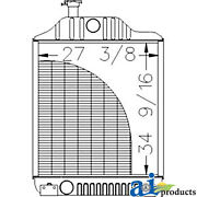 Compatible With John Deere Radiator Assy. Re21561 8430 Model Year 1974-1981 844