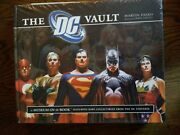 New - The Dc Vault - Museum In A Book - Hardcover Book Box Set