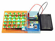 5eboard Mastering Arduino Hardware And Software All-in-one Led Kit