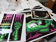 Creature From The Black Lagoon Pinball Cabinet Full Decal Set Only Mr Pinball