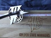 Golden State Warriors Bbq ,tailgating Grill Branding , Branding Iron Barbecue,