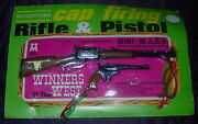 Multiple Mini M.a.g.s. Mags Carded Sealed 1967 Winners Of The West