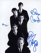 The Beach Boys Signed 11x14 Photo Brian Wilson Mike Love And David Marks