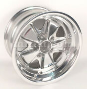 For Porsche 911 Sc Fuchs Wheel 9x15 Polished Reproduction New