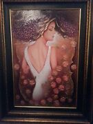 Charles Lee's Remembering Signed Hand Embellished Giclee On Canvas 116 / 350