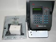 Icontime New Handpunch Hp 4000 Biometric Hand Scanner Time Clock W/ Ethernet Rsi