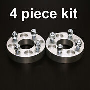 4pc 2 Thick - 4x4 To 4/4 Wheel Spacers - For Ez Go Golf Carts Club Cars 2.0