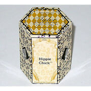 Tyler Candle 15-hour Boxed Votive Set Of 4 - Hippie Chick