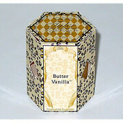 Tyler Candle 15-hour Boxed Votive Set Of 4 - Butter Vanilla