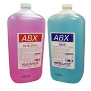 Premium Developer And Fixer Automatic Roller Type - 2 Gallons Each Dental