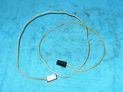 1968 Mustang Fastback Cpe Convertible Gt Shelby Cougar Xr7 Orig A/c Wiring Lead