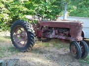 1947 International Farmall H Tractor