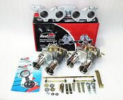 Toyota Twin 40 Dcoe Suit Weber Carby18rg 2l Twin Cam Package Carbie