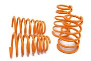 Megan Racing Suspension Lowering Springs For 97-01 Toyota Camry All Trims