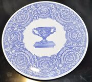 Spode Blue Room Collection Warwick Vase Cake Plate