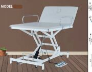 Hi Lo Mat Table, Electric, For Physical Therapy, Grey, New With 1 Year Warranty