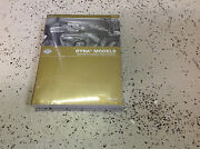 2009 Harley Davidson Dyna Models Service Manual Set W Parts And Electrical Owners