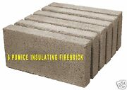 Regency Pumice Wood Stove Firebrick [pp1901] Whole And Uncut 902-111 6 Pack