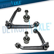 For 2004 - 2009 Dodge Durango Front Upper Control Arm Ball Joint Kit 4pc 5-lug