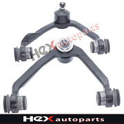 Pair Front Upper Control Arm Ball Joint For Ford F150 F250 Lincoln Navigator 4wd