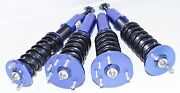 Coilover Suspension Lower Kits For Honda Accord 98-02 Acura Cl 01-03 Blue