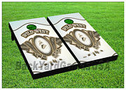 Cornhole Beanbag Toss Game W Bags Game Boards Wild West Cowboy Country Set 960
