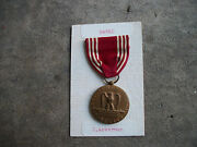 Wwii Us Named Victory Medal 1940 Good Conduct