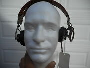 Ww2 Us Navy / Army Air Corp Headset