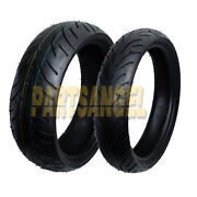 F + R Motorcycle Tires 120/70-17 And 180/55-17 For Honda Cbr 600 R6 Gsxr 750