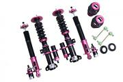 Megan Racing Spec Rs Series Coilover Damper Kit For 92-98 Bmw 3 Series/m3 E36