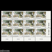 Guernsey 1991 Variety 21p Kingand039s Mills Block Imperforate To Right Margin