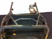 2001 01 Bombardier Can Am Traxter 500 4x4 Auto Rear Subframe Sub Frame