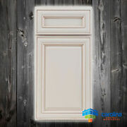 All Solid Wood Rta Cabinet Sample Door, Wood Kitchen Cabinets, Color White