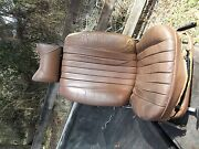72-81 107 Mercedes 350 450 380 Slc Left Seat Used Great Frame And Horsehair