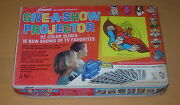 Kenner Give-a-show Projector Marvel Comics Super Heroes King Kong 1968