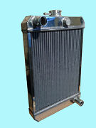 Vw Polo Size Kit Car Special Tall Slim Aluminium Race Radiator Uk Made From Andpound134