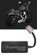 Vance And Hines Chrome Big Radius Exhaust And Fp3 Fuelpak - Hd Sportster - 2014-2016