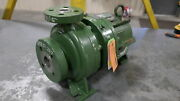 Dickow P-267 Mag-drive 6 Impeller Stainless Ansi Pump - New Surplus