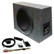 New Pioneer 12 Powered Subwoofer Bass Speaker.car Boat Active Truck.box.seat.