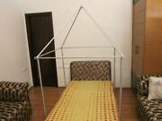 4 Feet Pyramid Kit With Connectors,tubes And 4 Feet Stands For Sleeping And Healing