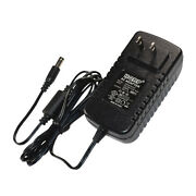 Ac Power Adapter 18v Dc For Logitech Squeezebox Wi-fi Radio 993-000385
