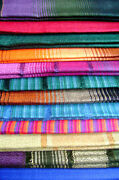 Wholesale Lot Of 20 Colorful And Beautiful Fine Shawls And Wraps
